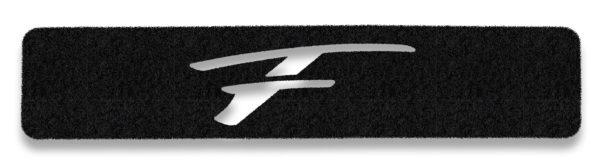 F-Sticker 10x49cm